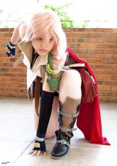 Lightning - Final Fantasy XVIII